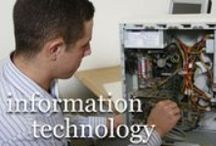 Information Technology Majors / We want you to succeed! Here is some valuable information we can share with you. Information on requirements for your area of study and Career advice. / by Curry College Center for Career Development
