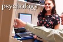 Psychology Majors / We want you to succeed! Here is some valuable information we can share with you. Information on requirements for your area of study and Career advice. / by Curry College Center for Career Development