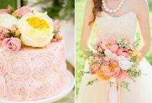 WEDDING - Spring Inspiration / 「春」のウェディングアイデアをご紹介します。