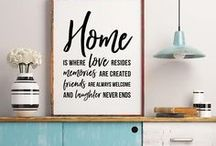 Home Is Where The ❤ Is