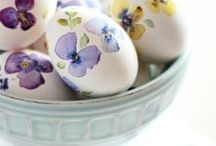 Easter Decor & DIY