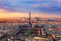 Traveling to Paris / resources and information for Paris travel