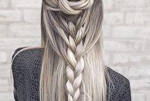 Haar styles / Leuk voor je haren