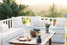 Outdoor Love / Beautiful gardens, entertaining areas and house exteriors