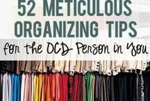 How Nifty / Tips and tricks for organizing your home and mind