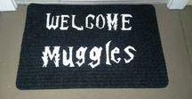 Harry ⚡ Potter / L'univers d'Harry Potter. Afin que la magie demeure & continue.