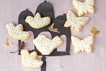 Food (little cookie) / Biscuit, cookie, muffin, cupcake, macaron, financier, etc. Tous petits... et donc jolis ♡