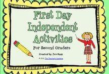 Teaching: First Week/Last Week / by Emily Park