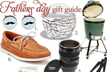 Father's Day / Festive crafts, gifts and recipes for Dad's Day.