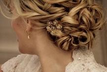 HAIR & MAKEUP  / by Barbara Lewis