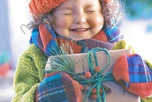 ON THE FIRST DAY OF CHRISTMAS......... / by Anne Csak