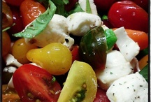 SALADS AND DRESSINGS / by Anne Csak