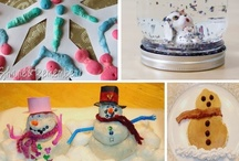 Winter Fun for Kids / Fun ideas for your family to make the most of the winter season. | CharlotteParent.com