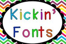 It's a font thing