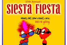 Siesta Fiesta / 37th Annual Siesta Fiesta Art & Craft Festival ~ April 11th - 12th, 2015 ~ www.ArtFestival.com / by American Craft Endeavors