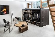 Storage Savvy / Clever storage ideas for the home.