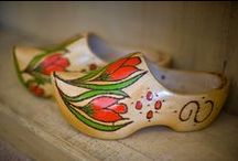 Dutch Wooden Clogs / by Cindy Hall