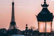 Paris △ my sweet life / Un Paris : le mien. Un Paris pastel & doux.
