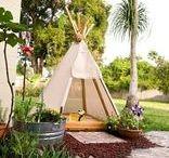 Backyard Natural Play Space