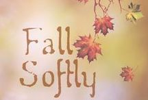 Autumn love ☁︎ / L'automne : ma saison préférée... «En un beau tissage se mêle l'or & le feu, En une jolie danse, la Nature tourbillonne au gré du vent À travers ses feuilles virevoltantes, au gré de la pluie tambourinantes, L'automne est une saison dorée de féerie.»