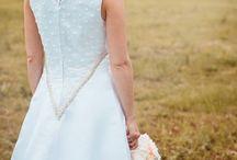 Brudekjoler / Heimesydde brudekjoler