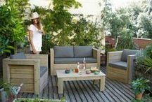 Joli balcon & potager en ville / Des astuces, conseils, idées, DIY pour créer un joli coin de verdure au cœur des villes