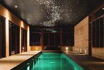 indoor water and...