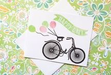 Greeting Cards by Little Celebrations / Order your birthday cards, thank you cards and just-because-cards from Little Celebrations.  Visit http://www.etsy.com/ca/shop/littlecelebrations   http://facebook.com/littlecelebrationsottawa | http://instagram.com/lilcelebrations