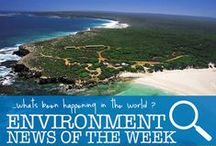 Environment News / Catch up on all the latest conservation and environment news. | www.frontiergap.com |