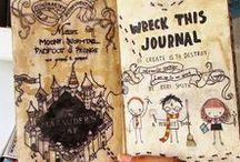 Bullet ✩ Journal / Idées d'illustrations & de classification pour nos Bullets Journal ✩