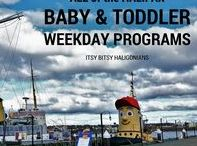 Itsy Bitsy Haligonians Adventures / Halifax is jam-packed with places to go on adventures with your little ones. Here are some of our favourites that we've profiled at www.itsybitsyhaligonians.com