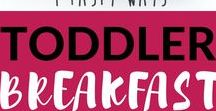Don't Let The Kids Starve / Baby food ideas for 9-12 months and beyond