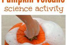 Fall & Halloween Activities / So many fun apple, pumpkin and Halloween activities for fall!