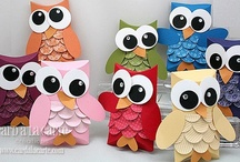 owls / by Paola Andreotti