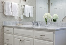 Master Bathroom / Master Bedroom Inspiration / by Amanda R