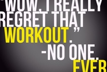 Workouts / by alison harrell