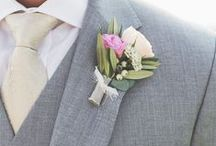 Flowers for Fellows / A mixture of boutonniere inspiration. Some designed by Academy Florists in Winnipeg, others from the people who inspire us! / by Academy Florist