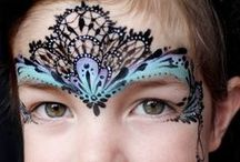 Face Painting ideas / by Emily Wiselogel