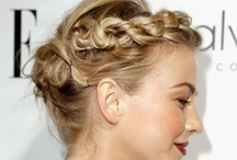 Hair to wear your dirndl with / favorite hairstyle to go along with your dirndl