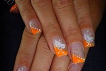 Nails... Cool Nails / Nails. How to do it and some inspiration.