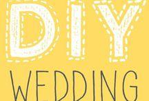 DIY Wedding Ideas / DIY ideas for wedding planning. DIY wedding / by Plan It Event Design & Management