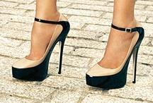 The higher the heel...