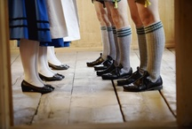 Shoes to wear with your dirndl