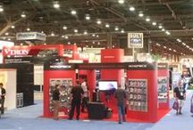 Monoprice at Tradeshows / Stop by and check out all the latest electronics and accessories! / by Monoprice.com