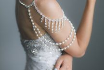 Pearls and a Touch of Lace / Pärlor, spets och romantik. | 