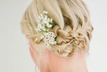 Wedding Beauty, Hair & Nails / Wedding hair, wedding makeup, wedding accessories, wedding garters, wedding jewelry, wedding rings, engagement rings / by Plan It Event Design & Management