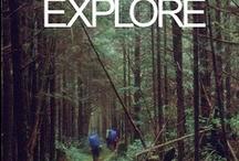 Wonderful & Wild Outdoors / Camping Ideas, Beautiful Scenes, Captivating Wildlife