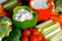 DIPS / SAUCES / by Joyce Langrell