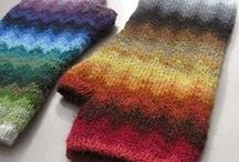 Yarn Makes Me Happy / Two sticks, one hook, all yarn / by Jillian Neary