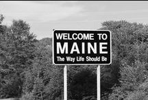 {Home Sweet Home: Maine}